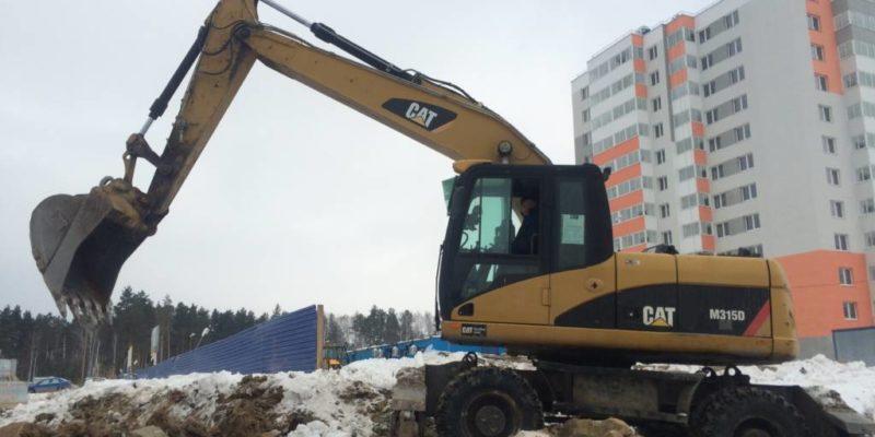 Вывоз грунта — важный этап в строительстве