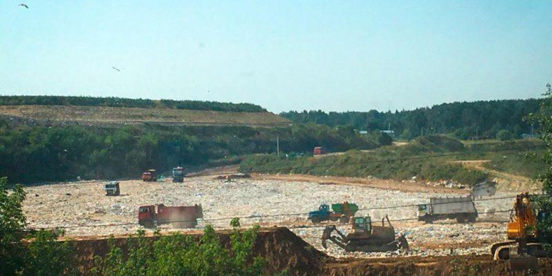 Власти Подмосковья увеличат площадь полигона «Торбеево»